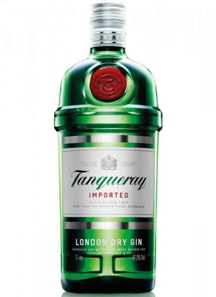 Tanqueray London Dry Gin 1 Liter 47,3%