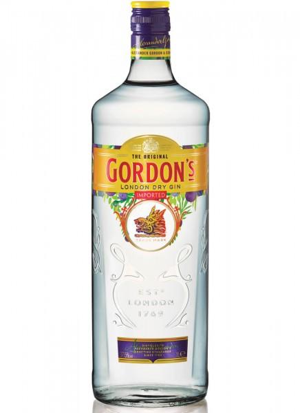 Gordons Special London Dry Gin 1 Liter 37,5%